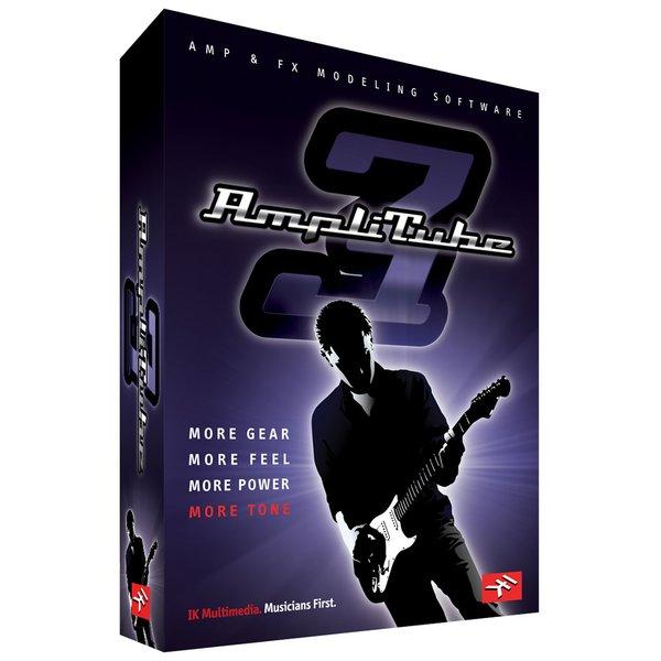 《吉他效果器》(IK Multimedia A