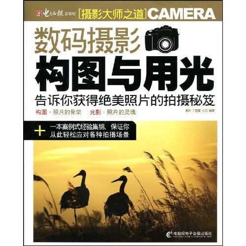 《数码摄影构图与用光》[PDF]彩图版带ISO光盘