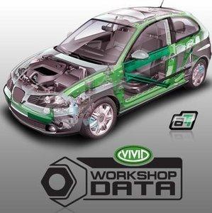 《汇编汽车资料库》(Vivid WorkshopData ATI)v10.2/含破解文件/3国语言版[光盘镜像]