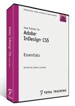 《Adobe InDesign CS5基础视频教程》(Total Training Adobe InDesign CS5 Essentials)[光盘镜像]