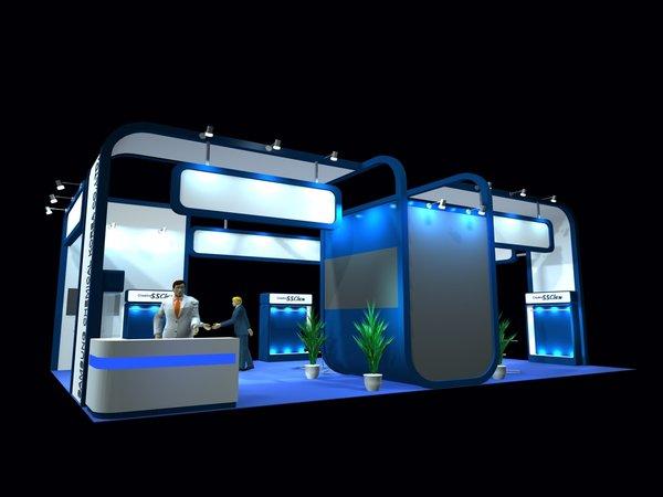 《首创展览:全球最新展览3D.MAX模型图库4DVD》[光盘镜像]