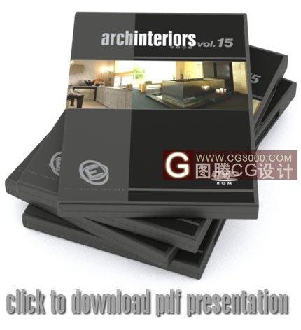 《高品质完整室内场景模型 vol 15》(Evermotion Archinteriors vol 15)[压缩包]