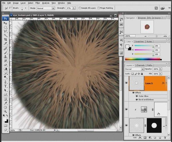 Maya和Photoshop创建真实感眼睛教程 [2]