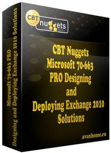 《CBT.Nuggets:微软70-663: PRO