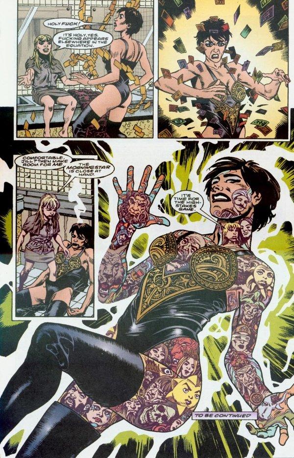 《路西法》lucifer1 79卷全漫画美国dc公司