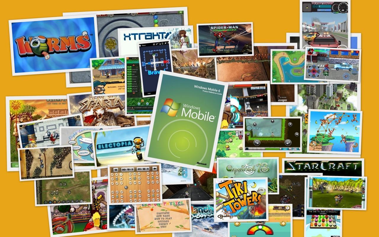 Windows Mobile Games