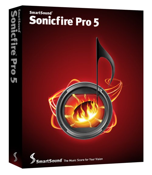 Smartsound sonicfire pro 5