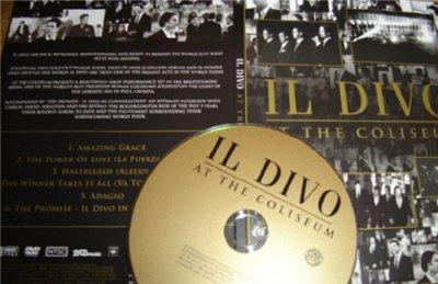 Il divo 2008 at the coliseum full mp3 - Il divo amazing grace video ...