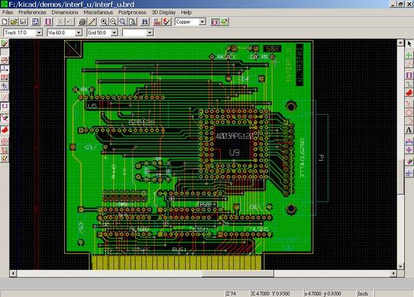 《电路图/电路板设计软件pcb制作》