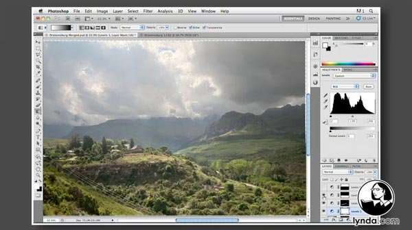 Photoshop.CS5风景摄影应用 Lynda.com.Photoshop.CS5.Landscape.
