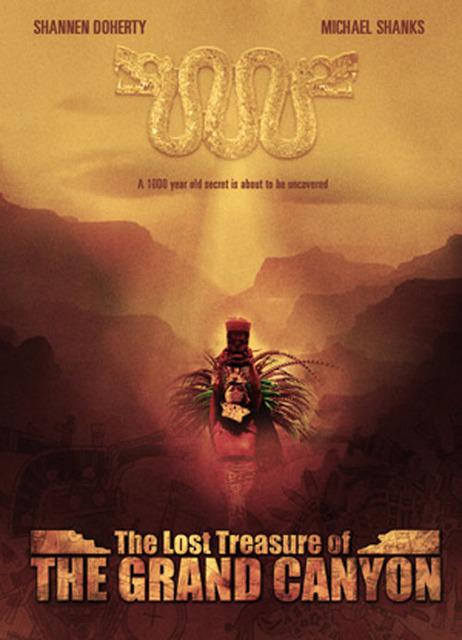 08最新冒险片《大峡谷遗宝》DVD中英双字迅雷下载
