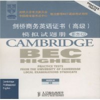 bec higher practice test pdf