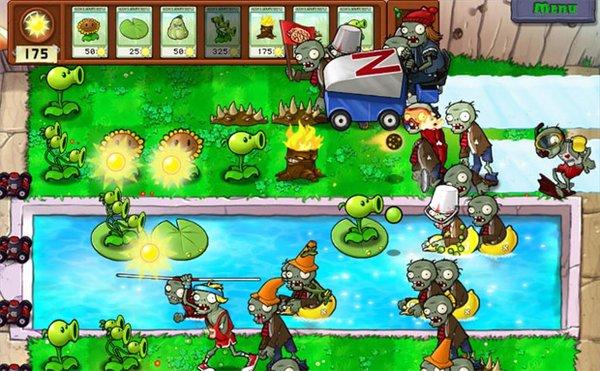 植物大战僵尸,Plants vs. Zombies