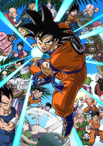 《龙珠2008新动画-归来的孙悟空和同伴们》(dragonball 2008 new