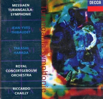 Riccardo Chailly 梅西安 图伦加利拉交响曲 Messiaen ...