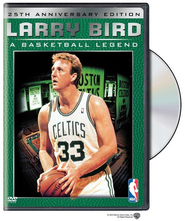 [NBA纪录片]《拉里・伯德:篮球界的传奇》(Larry Bird:A Basketball Legend)[DVD]海报