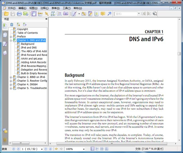 dns and bind on ipv6 pdf