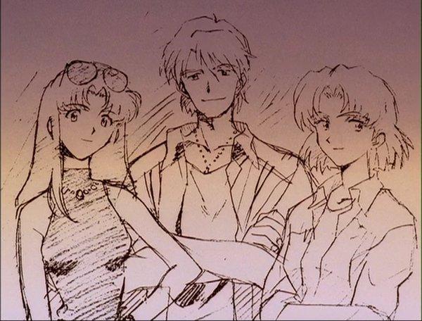 赤木律子同人漫画