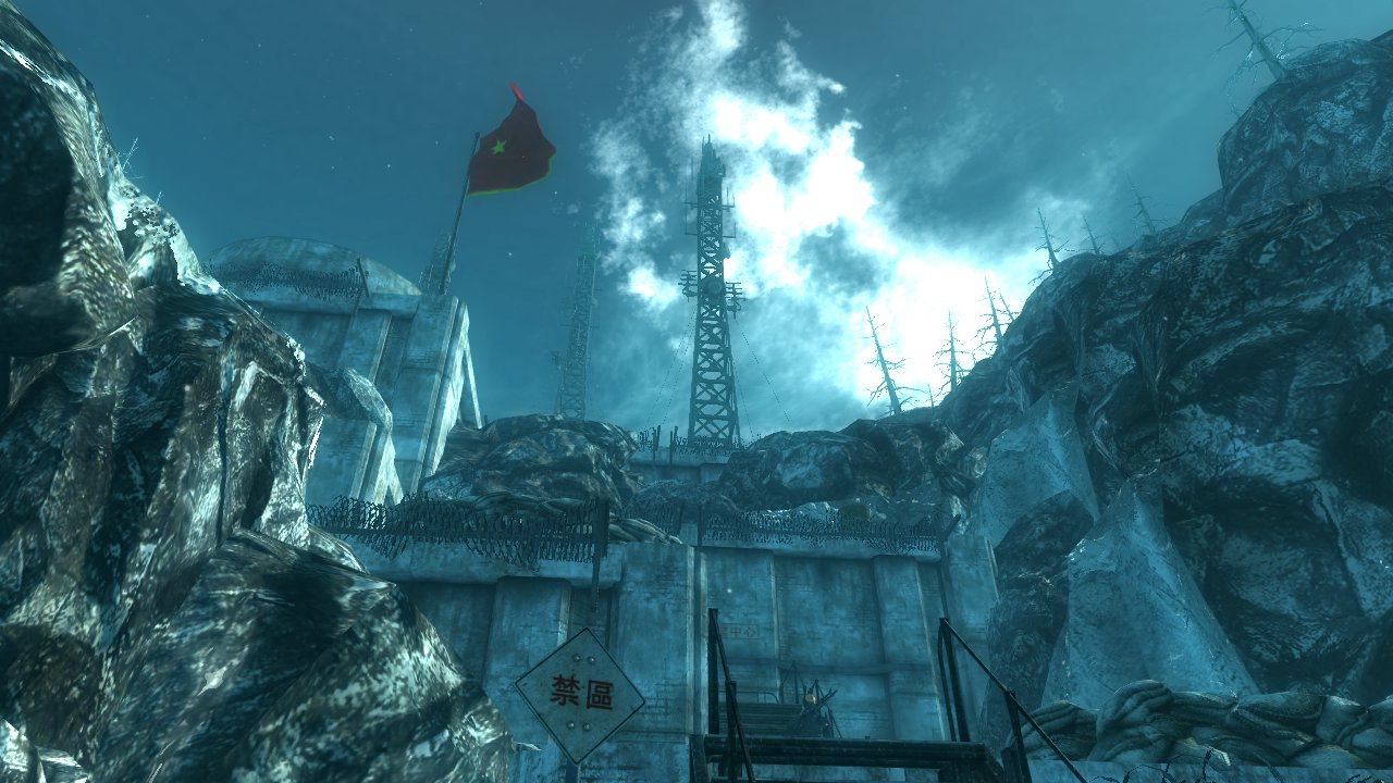 Fallout 3 Operation Anchorage 輻射3:安克雷奇行動