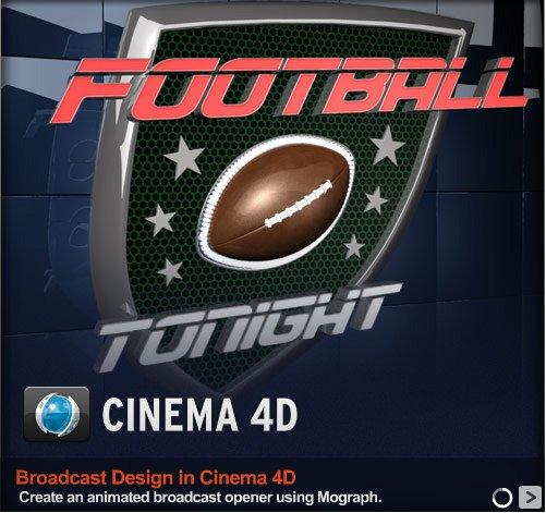 c4d digital tutors broadcast design in cinema 4d ed2k ed2000. Black Bedroom Furniture Sets. Home Design Ideas