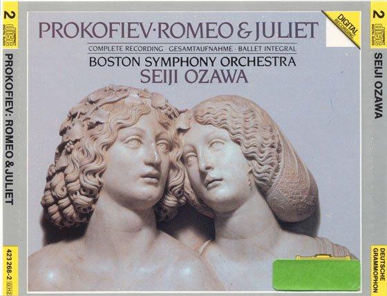 Prokofiev 普罗科菲耶夫 罗密欧与朱丽叶 Prokofiev Romeo...