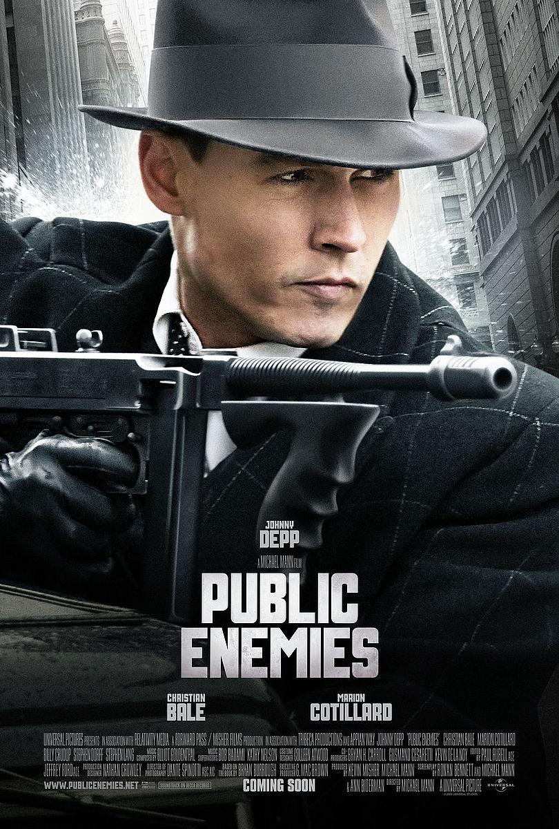 09最新大片《公众之敌/公敌》DVD中英双字迅雷下载