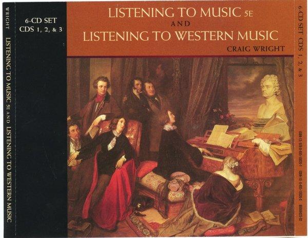 craig wright the essential listening to music pdf