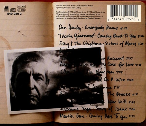 Various - Tower Of Song: The Songs Of Leonard Cohen