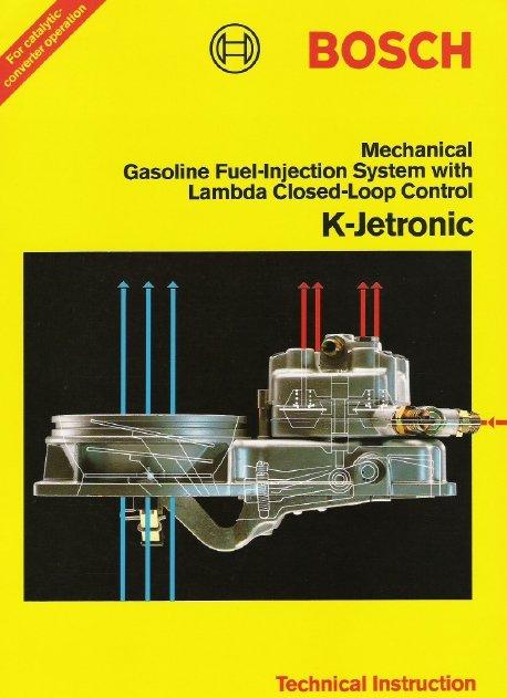 《博世机械式燃油喷射系统》Bosch.Mechanical.Gasoline.Fuel-Injection.System【pdf】