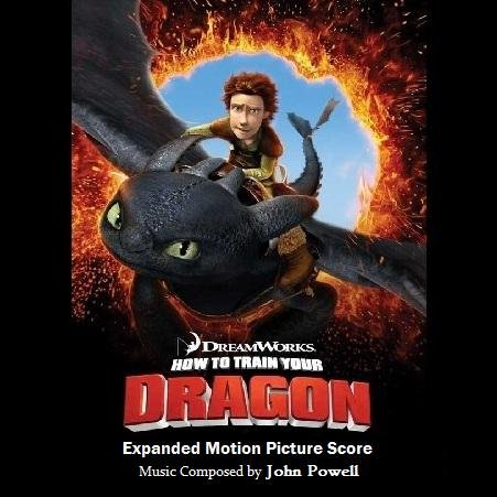 john powell how to train your dragon 2 songs