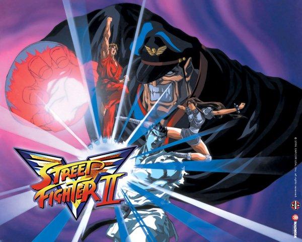 街霸,Street Fighter
