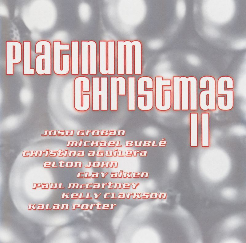 Various Artists -《圣诞音乐》(Platinum Christmas II)[MP3] - VeryCD ...