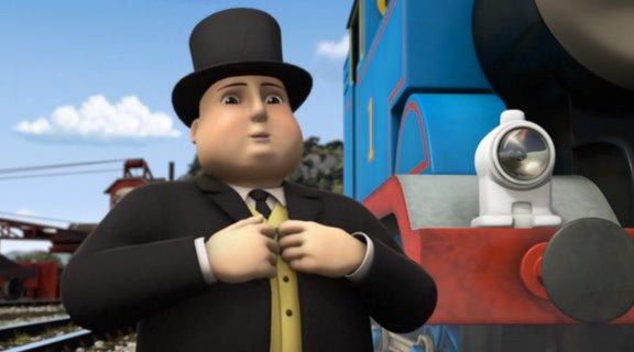 《托马斯和朋友:雾岛救援》