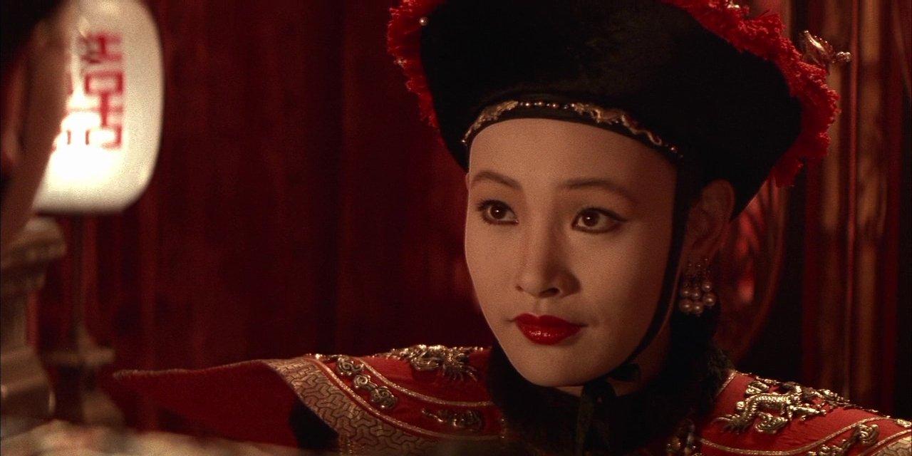 末代皇帝女演员电影《末代皇帝》女演员:陈冲饰婉容邬君梅饰文绣