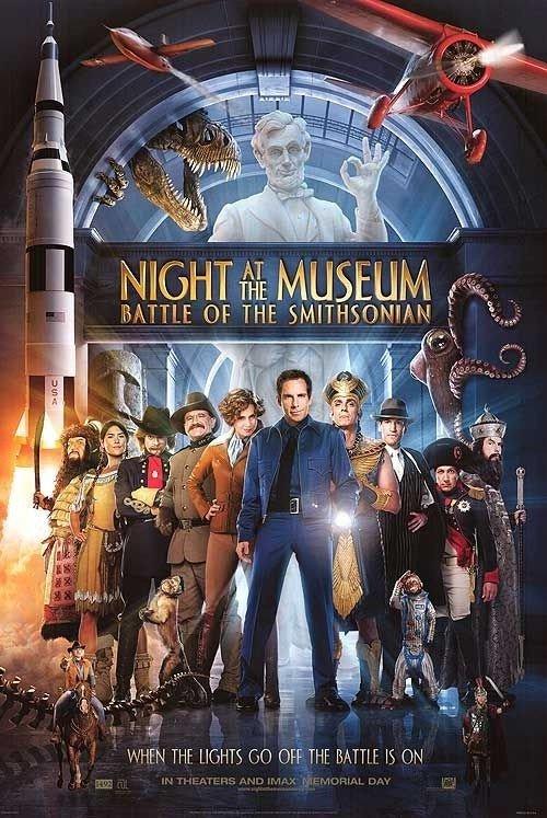 [博物馆惊魂夜2 DVD中字][美国09最新动作科幻大片][66YS.CC原创]