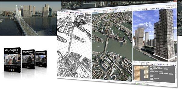 哈佛城市设计历史街区手工模型