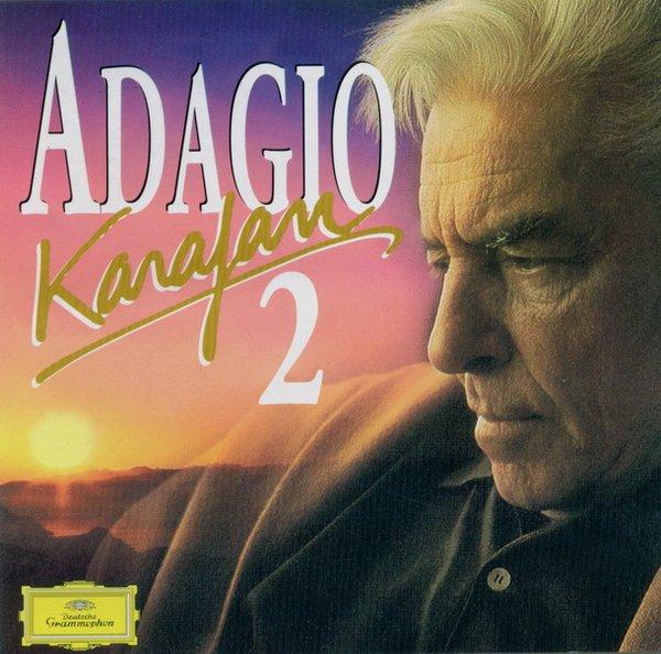 卡拉扬 Karajan 柔板 ADAGIO DG德国版