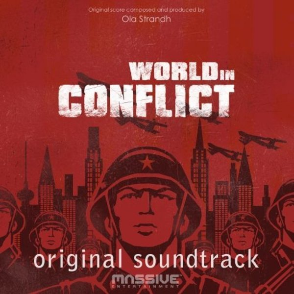 Ola Strandh 世界冲突 World in Conflict