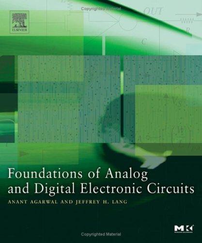 《模拟和数字电子电路基础》(foundations of analog