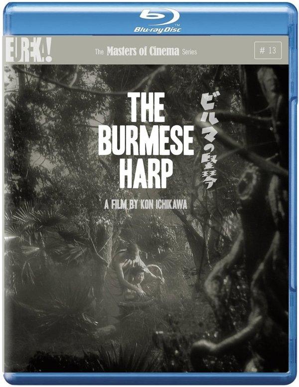 《缅甸的竖琴》(the burmese harp)[bdrip]图片