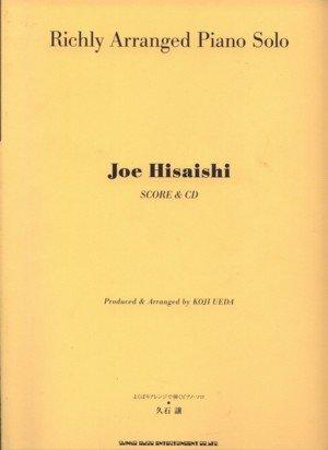 《华丽编曲钢琴独奏作品乐谱》Joe.Hisaishi.-.Richly.Arranged.Piano.Solo 久石让【pdf】