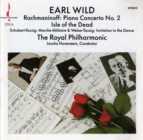 可以用来形容怀尔德与霍恩斯坦/皇家爱乐乐团的这首