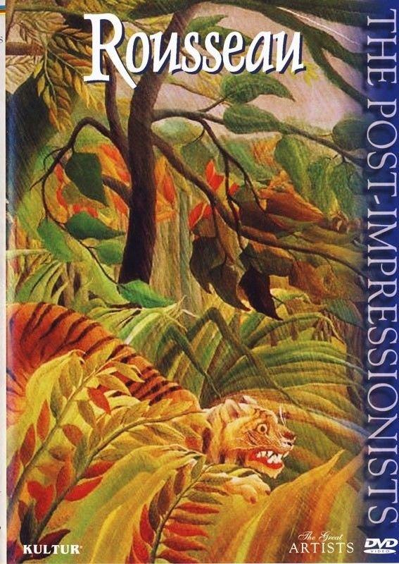《后期印象派画家-亨利-卢梭》(the post-impressionists- henri