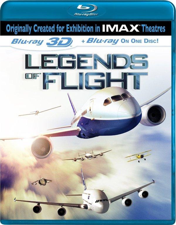 IMAX纪录片《最大影像:飞行传奇》
