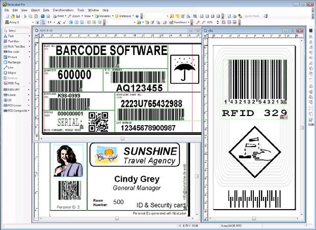 nice软件标签素材