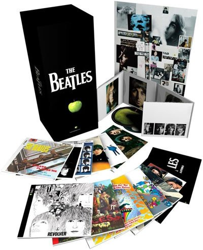 The Beatles -《The Beatles Stereo Box Set》ORIGINAL