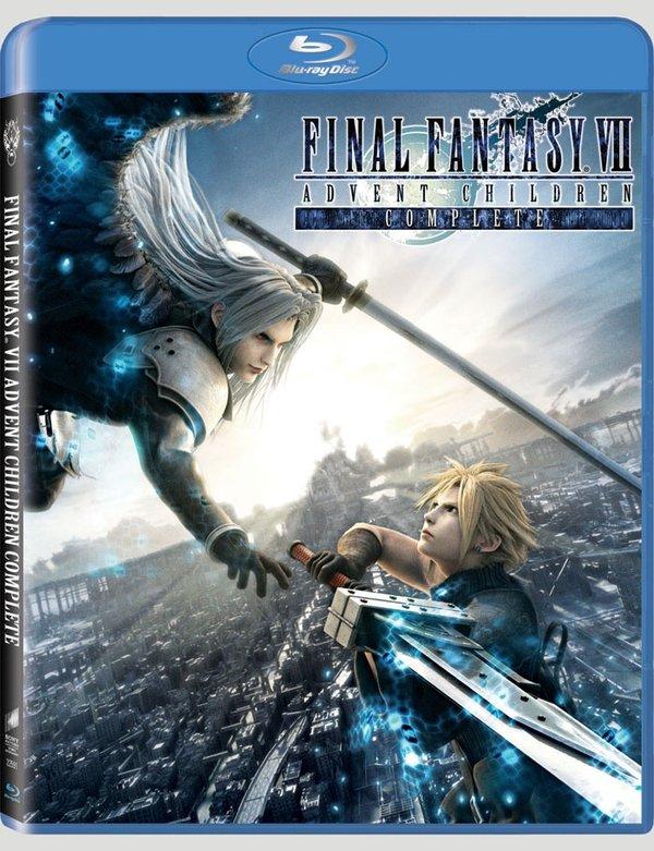 《最终幻想7:圣子降临完全版》09日本最新动画大片.BD中字