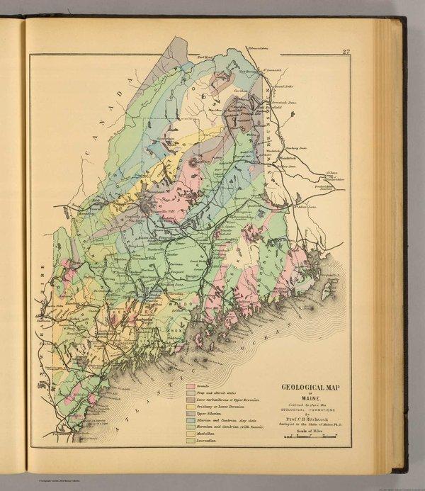 《1890年《美国缅因州地图集》[0966]》