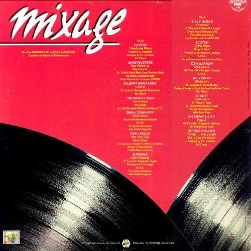 Various - Mixage (The Power Of Mixage)
