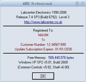 《单片机仿真软件》(proteus professional v7.4 sp3)